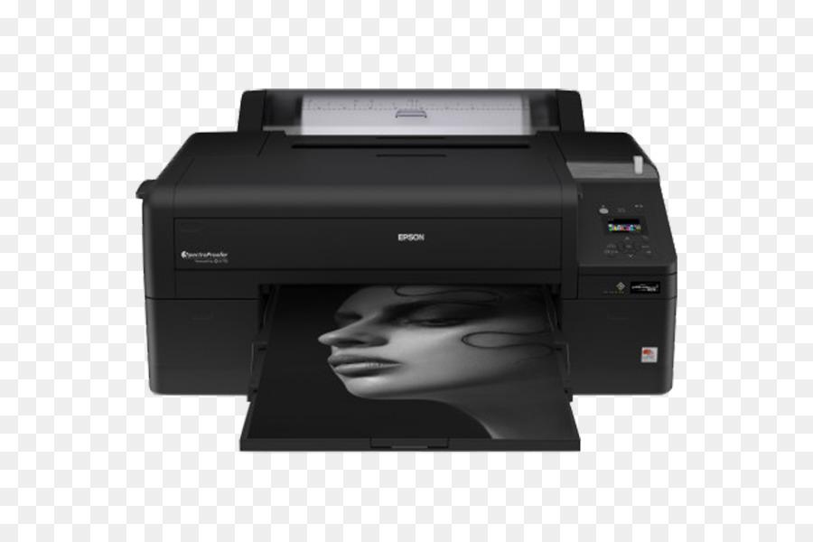 Inkjet printing Epson SureColor P5000 Wide-format printer - printer