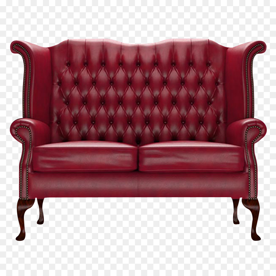 Couch Furniture Chair Sofa Bed Chesterfield Chair Png Download