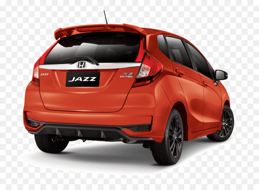 2018 Honda Fit Car Honda Jazz Rs Cvt Honda City Honda Png Download