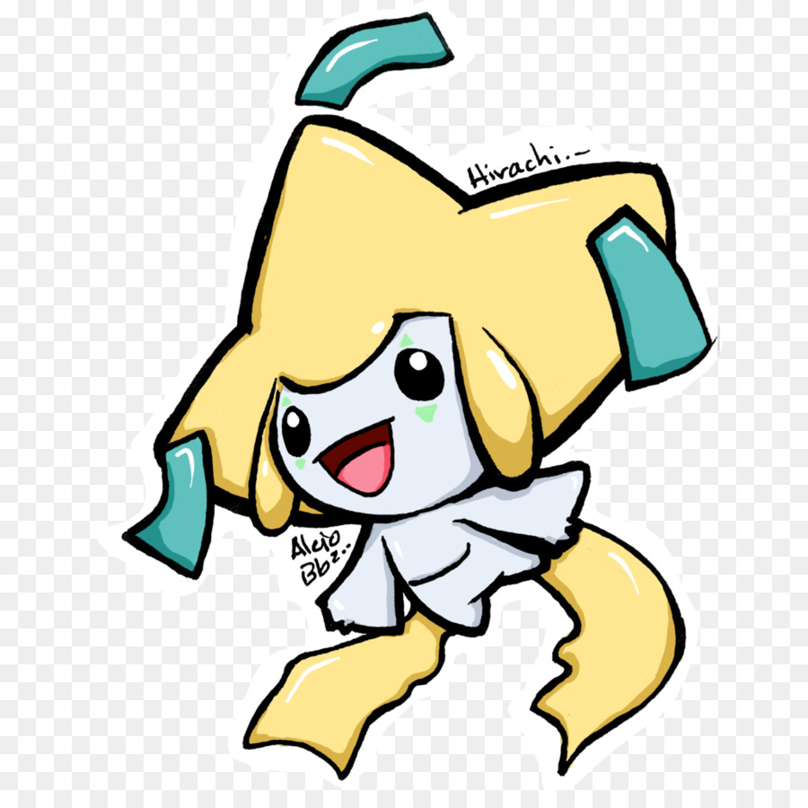jirachi pokémon drawing deviantart pokxe9mon jirachi wish maker