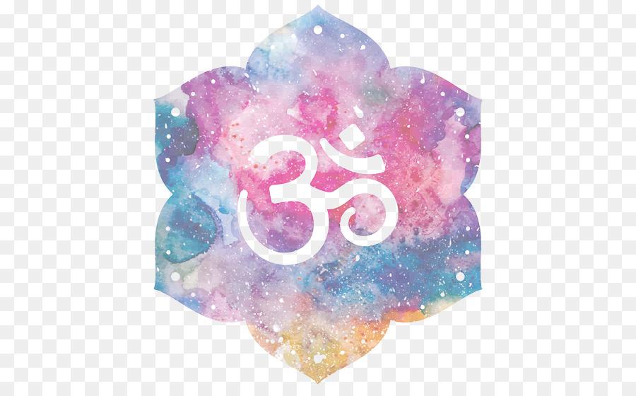 Nada Yoga Lotus Position Om