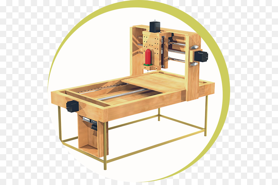 Cnc Router Woodworking Saw Computer Numerical Control Bench Plan