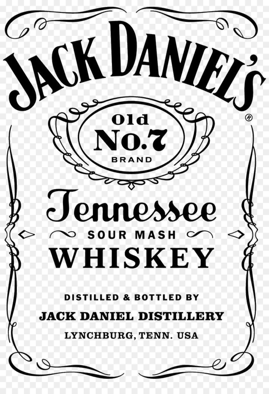 Jack Daniel S Rye Whiskey Logo Jack Daniels Png Download