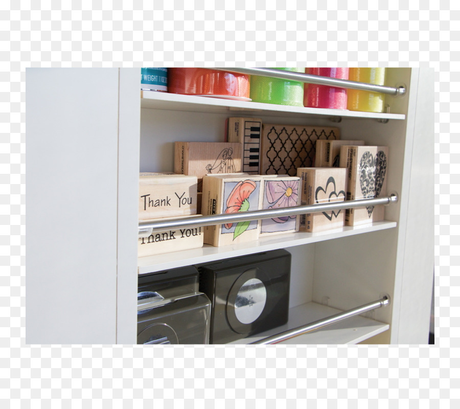 Scrapbooking Studio Room Furniture Paper Washi Tapes Png Download
