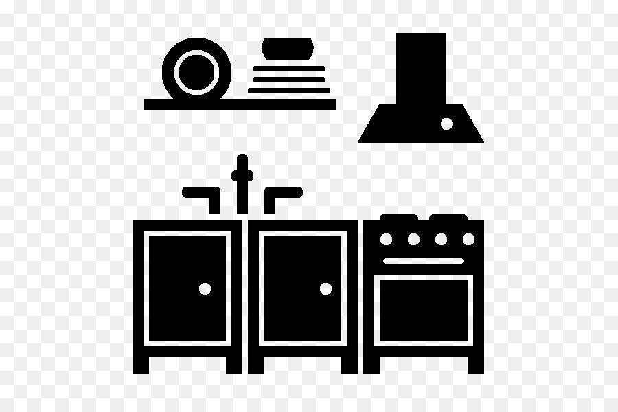 Kitchen Cabinet Black Png Download 593 593 Free Transparent