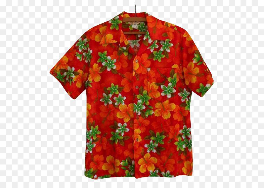 91a1e1449 Hawaiian Aloha shirt Sleeve - shirt png download - 626*626 - Free ...