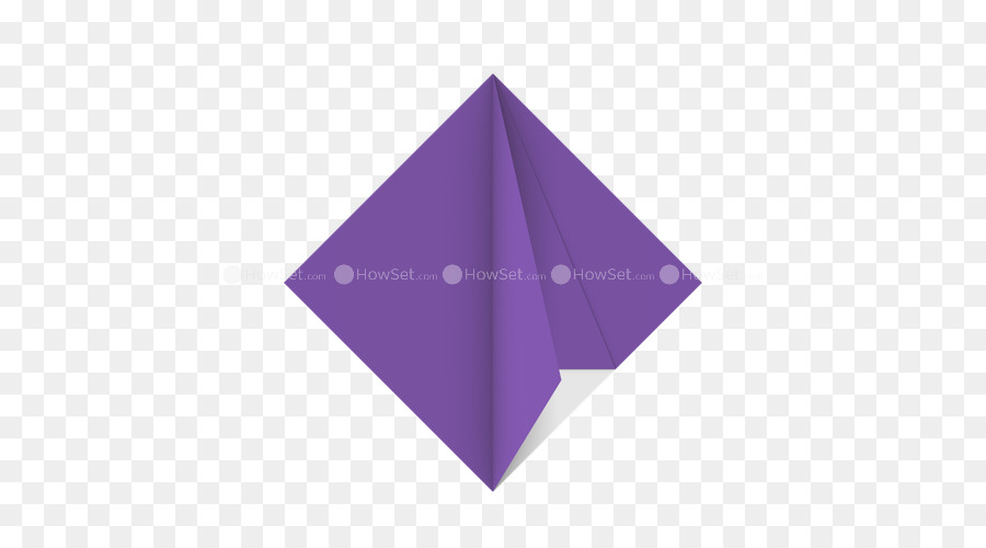 Paper diagonal triangle origami triangle png download 500500 paper diagonal triangle origami triangle mightylinksfo