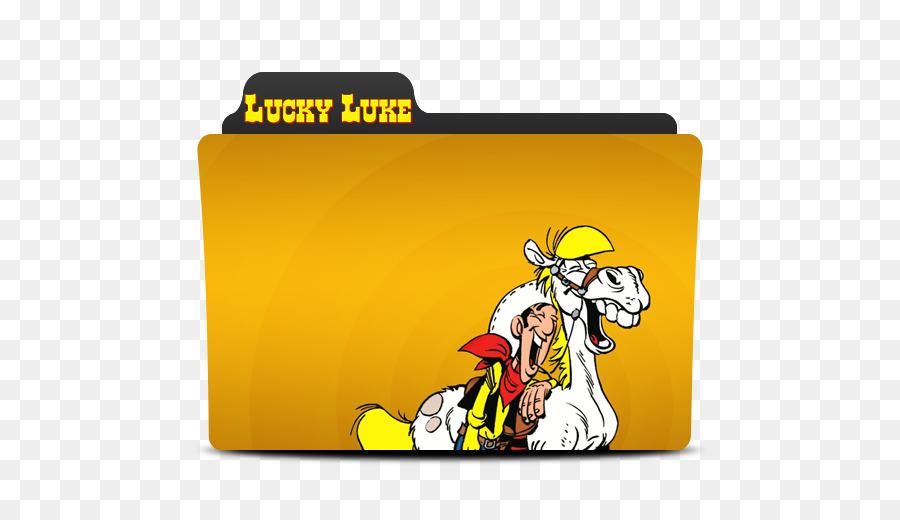 Lucky Luke Jolly Jumper Comics Humor Lucky Luke Png Herunterladen