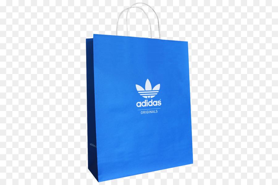bfcea9075c1 Shopping Bags & Trolleys Adidas Paper bag Brand - adidas png ...