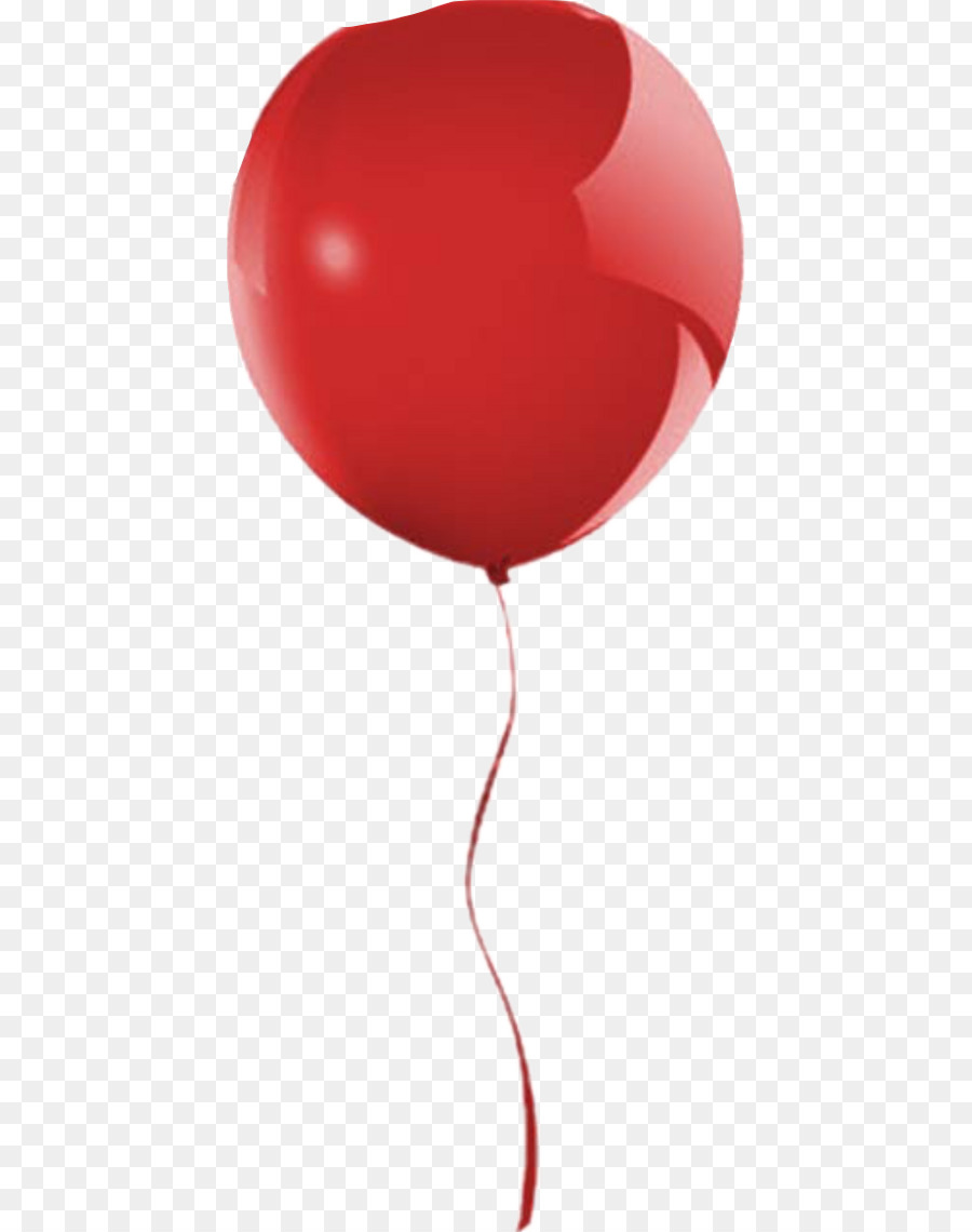 Hot Air Balloon Red 99 Luftballons