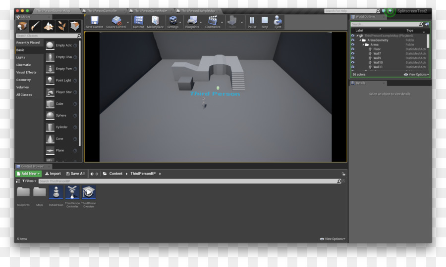 Unreal Engine 4 Software png download - 3584*2118 - Free Transparent