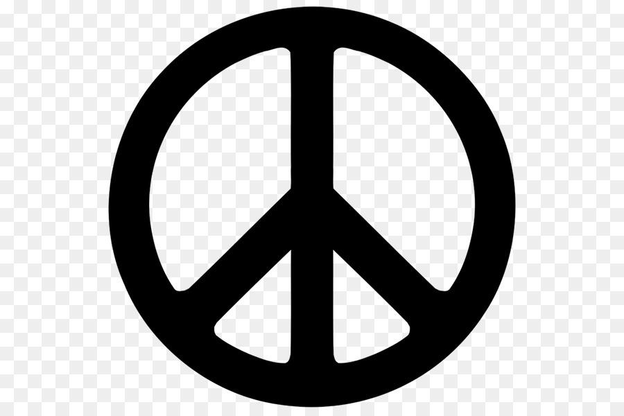 Peace Symbols Clip Art Symbol Png Download 600600 Free
