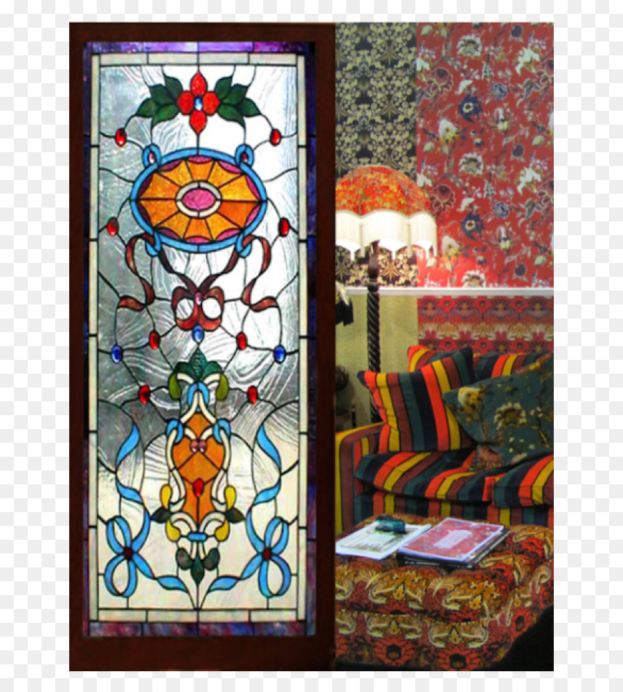 Stained Glass Window Material Window Png Download 7001000
