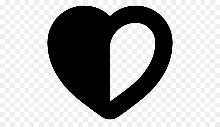 Computer Icons Heart Clip Art Heart Png Download 512512 Free