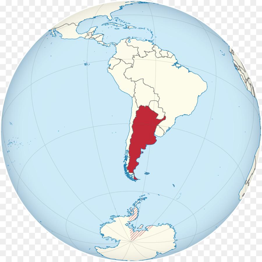 Argentina Falkland Islands World Map Chile - map png download - 1024 ...