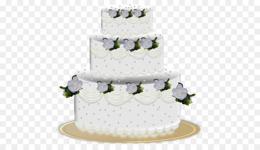 Hochzeitstorte Mit Buttercreme Torte Kuchen Deko Hochzeitstorte
