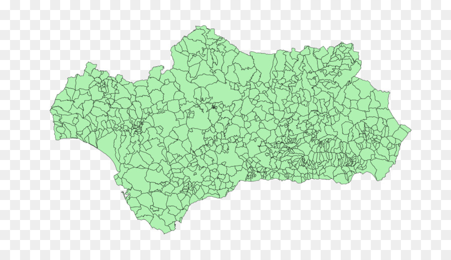 Map Jaen Marchena Comarcas Of Andalusia Geography Map Png Download