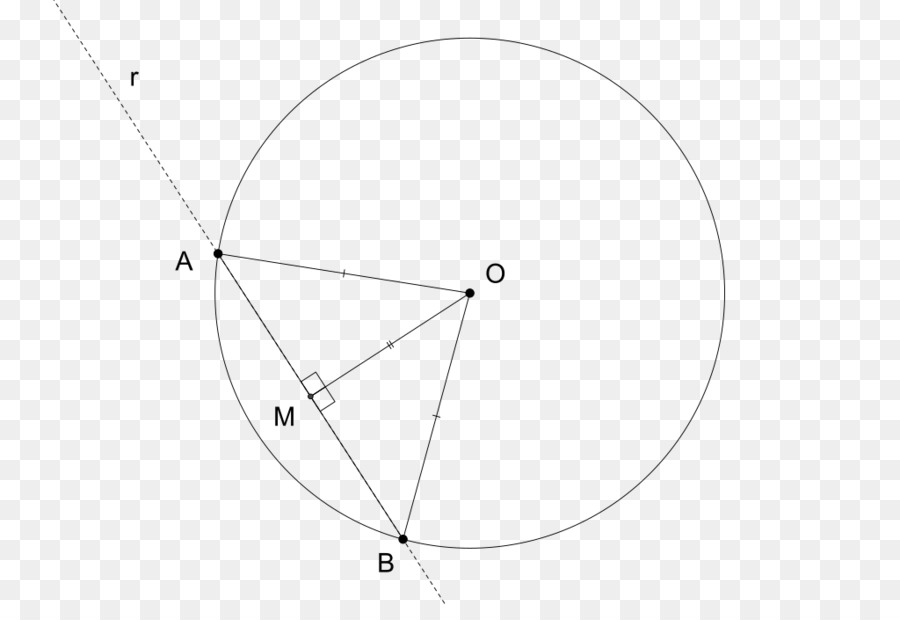 Circle Secante Point Secant line Arc - circle png download