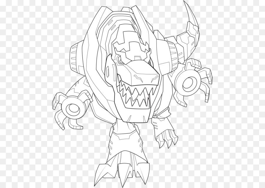 Grimlock Calabrone Optimus Prime Robot Libro Da Colorare Robot
