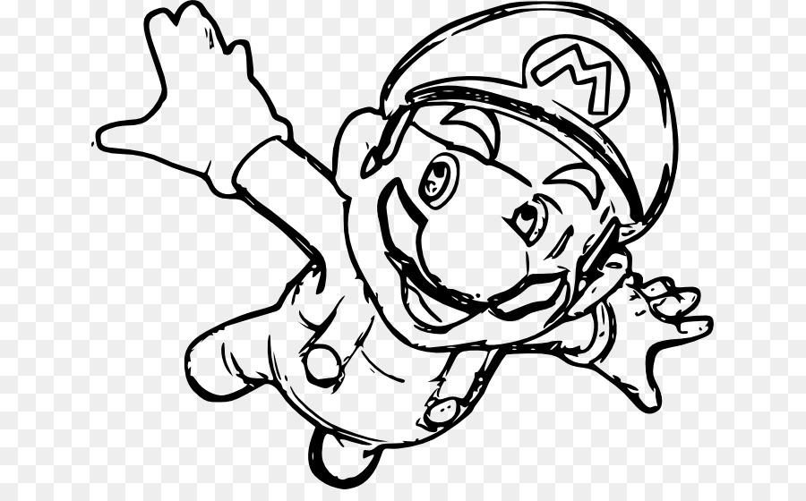Super Mario Kart Super Mario Galaxy Mario Bros Libro Da Colorare