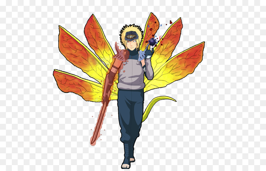 Jinchūriki Chōmei Tailed Beasts Naruto - seven Chakra png ...