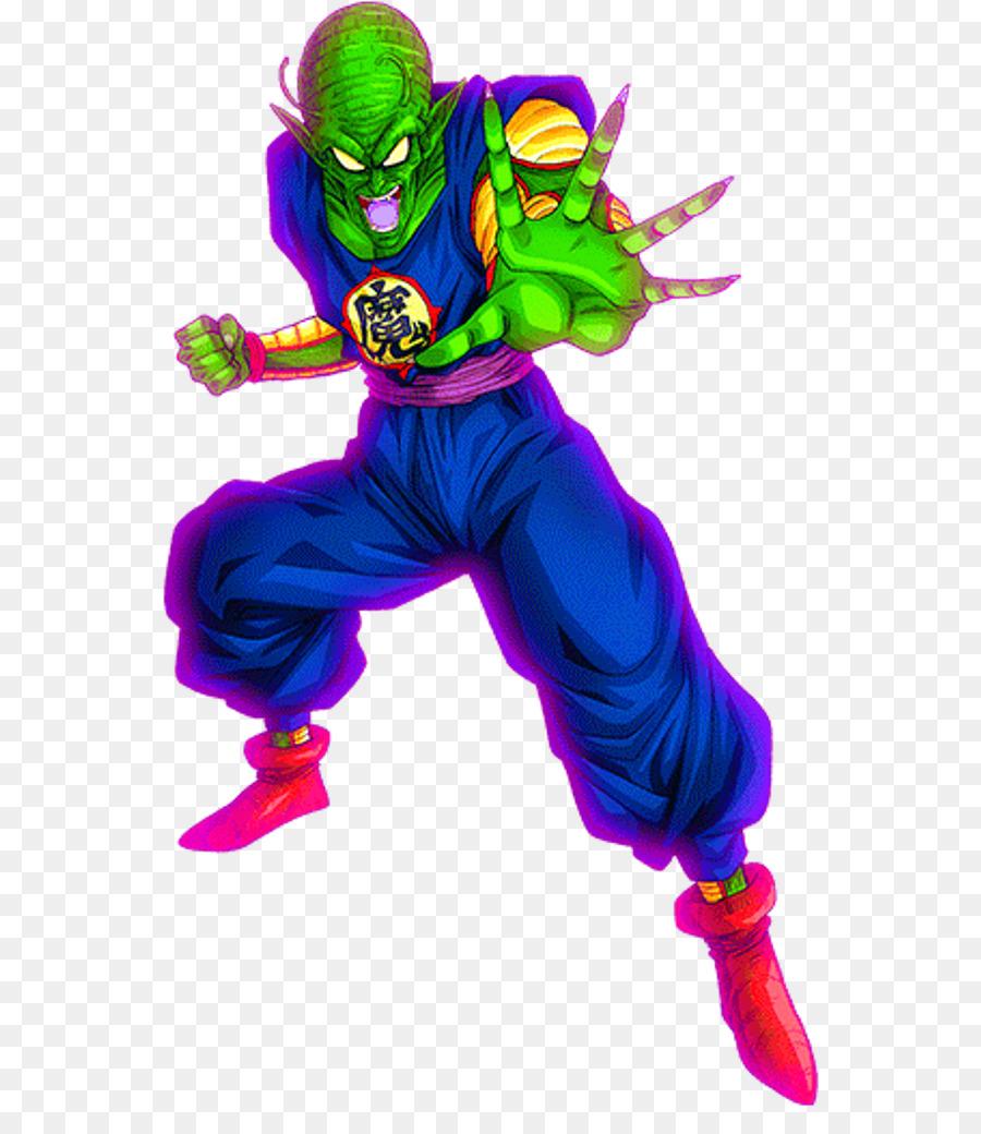 Konig Piccolo Goku Gohan Trunks Son Goku Png Herunterladen