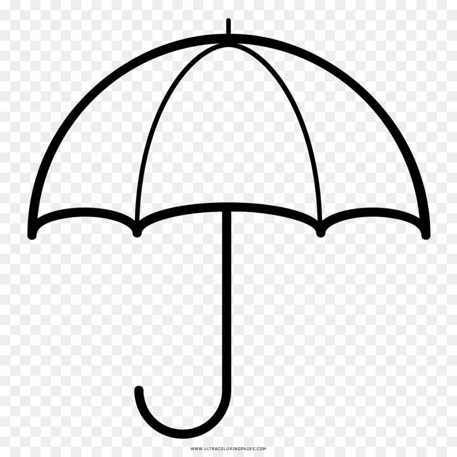 Coloring book Umbrella Drawing Rain - umbrella Formatos De Archivo ...