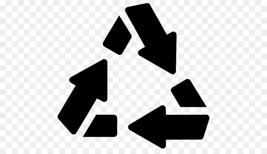 Recycling Symbol Arrow Logo Rubbish Bins Waste Paper Baskets