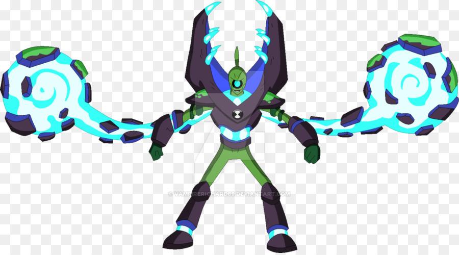 Ben 10 Stinkfly Alien XLR8 Cartoon Network