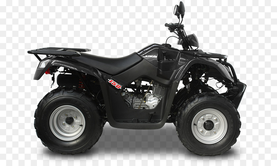 Scooter Kymco MXU All-terrain vehicle Motorcycle - scooter