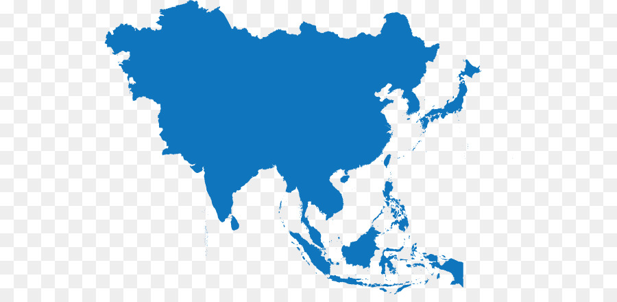 Afro-Eurasia Vector Map - asia png download - 596*429 - Free ...