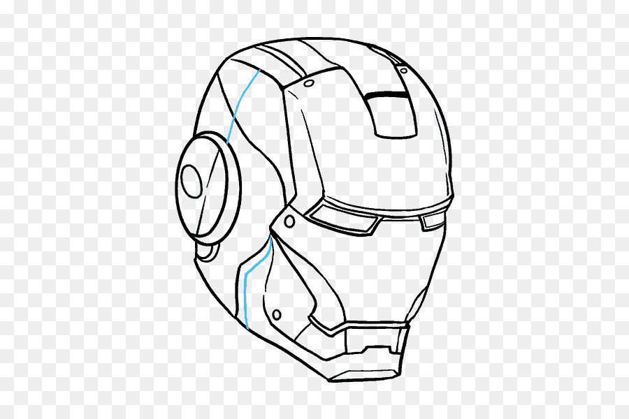 Iron Man YouTube Dibujo De Hulk - de hierro el hombre de la máscara ...