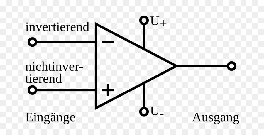 Operational Amplifier Electronic Circuit Differential Amplifier