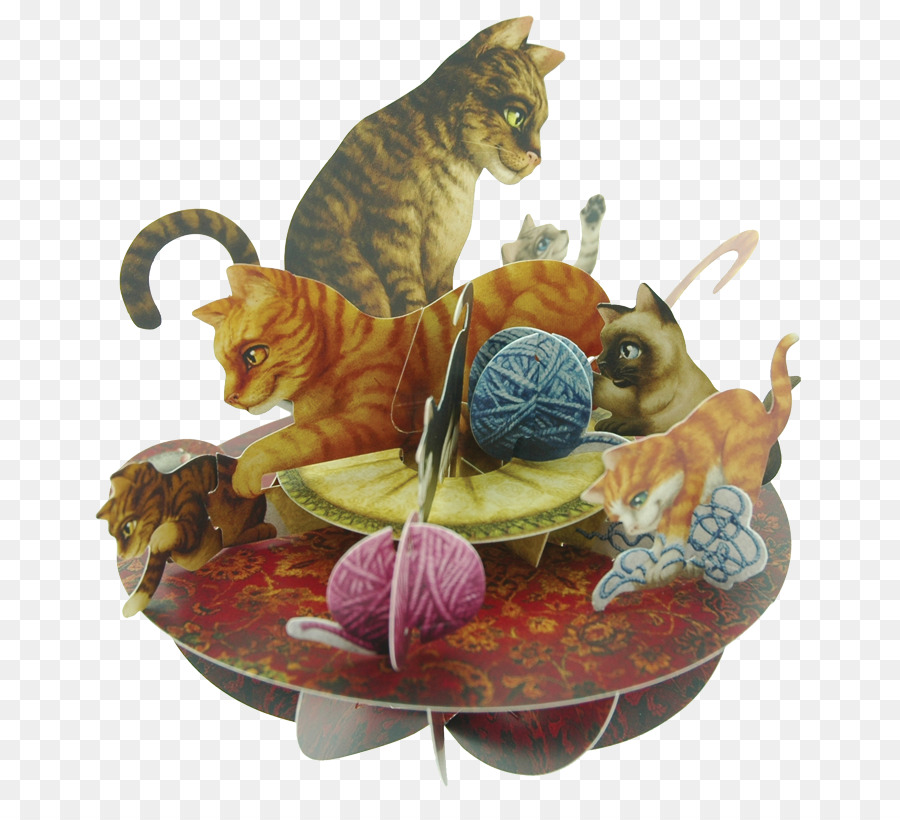 Cat Greeting & Note Cards Gift Christmas card Stationery - Cat png ...