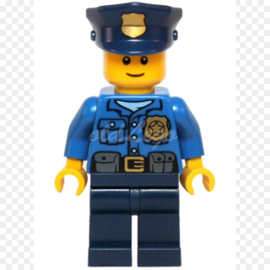 Lego Minifigure Lego City Police Officer Police Png Download
