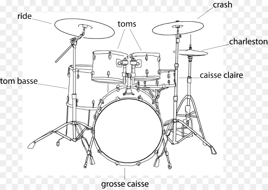 Snare Drums Drawing Sketch Drums Png Download 16001130 Free