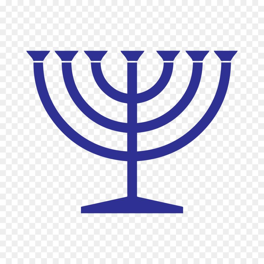 Menorah Star Of David Judaism Jewish Symbolism Judaism Png