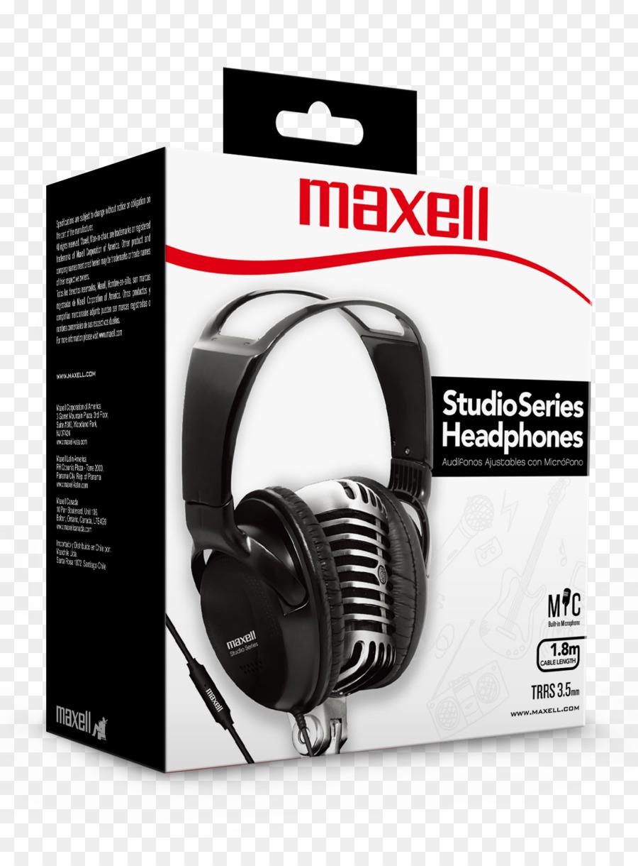 Headphone Mikrofon Alat Bantu Dengar Wireless Maxell Hearing Aid