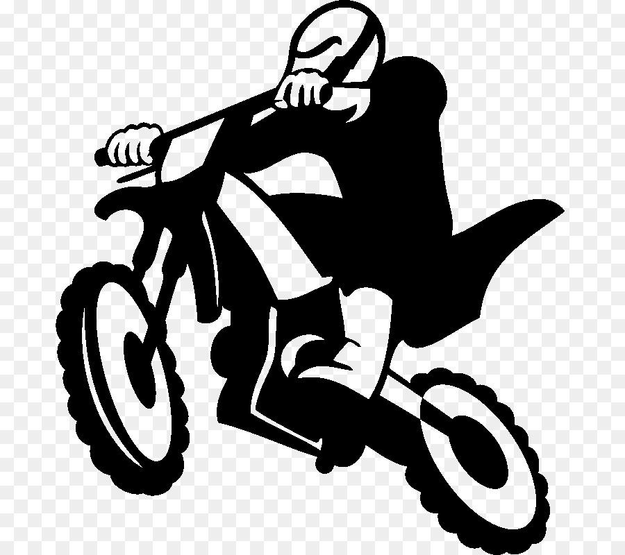Fahrrad Antrieb Teil Fahrrad Räder Aufkleber Motorkreuz