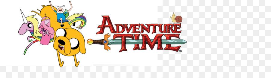 Animated film Logo Subtitle Time - adventure time