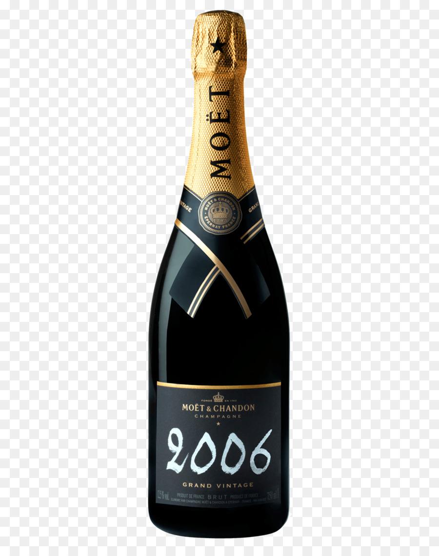 Moet Chandon şampanya Köpüklü şarap Roze şampanya Png Indir