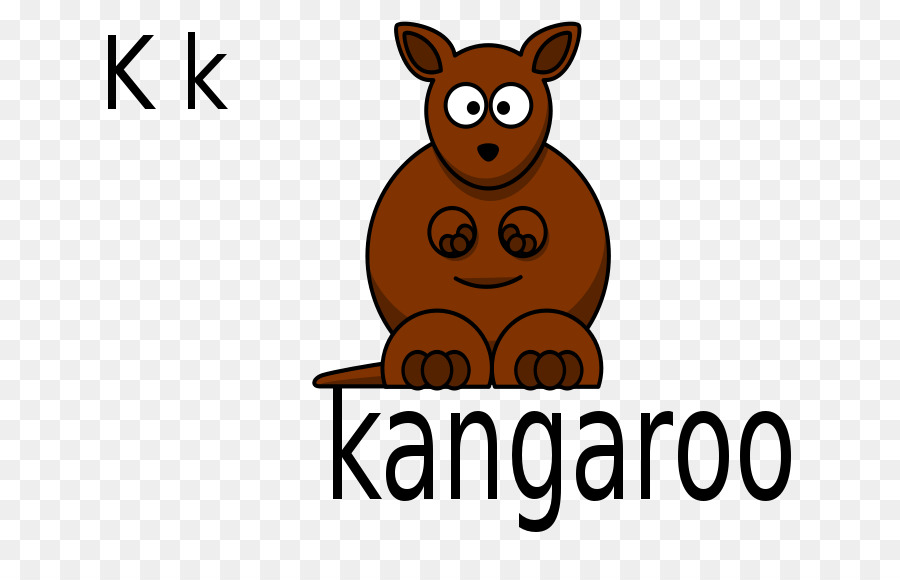 Kangaroo Cartoon Royalty-free Clip art - kangaroo Formatos De ...