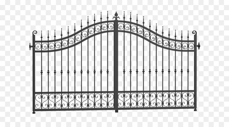 Gate Fence Wrought Iron   Iron Gates