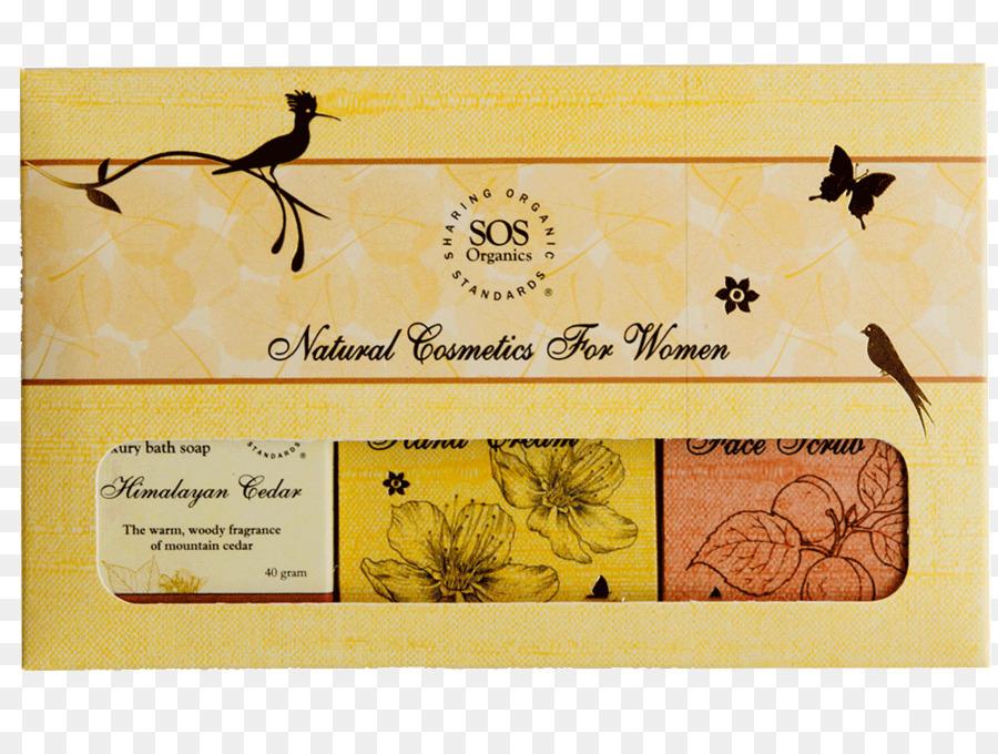 Paper Lotion Box Lip balm Cosmetics - box png download