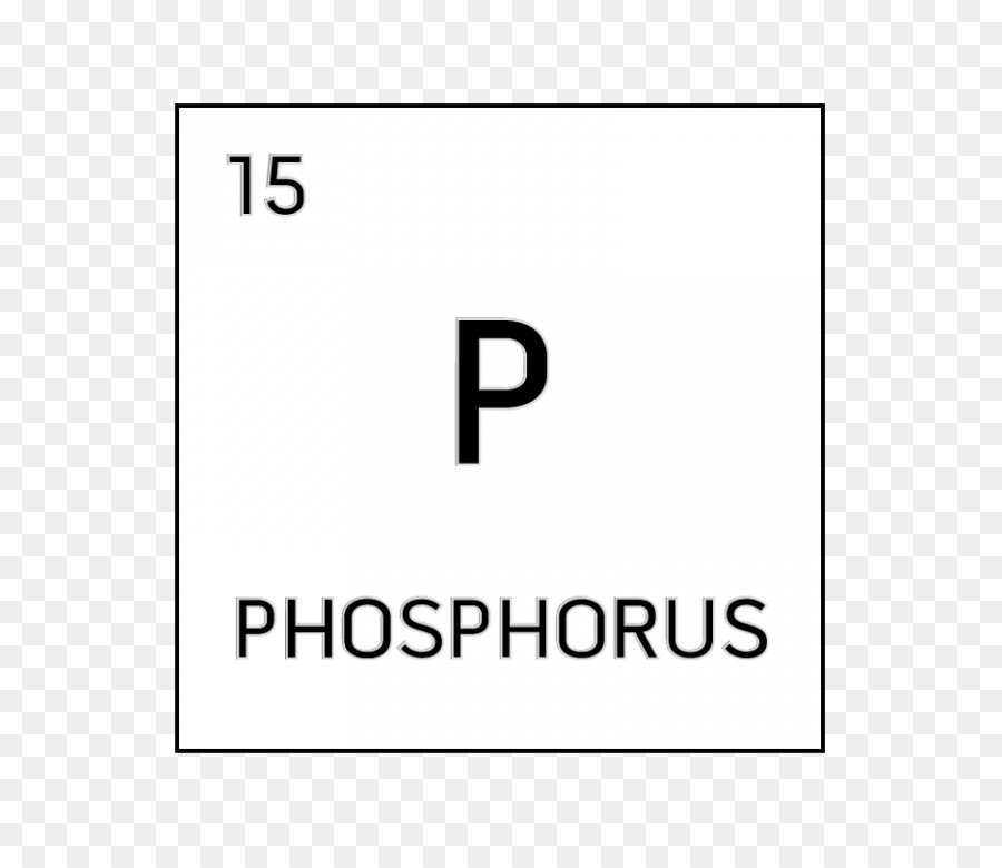 Periodic Table Phosphorus Chemical Element Group Symbol Symbol Png