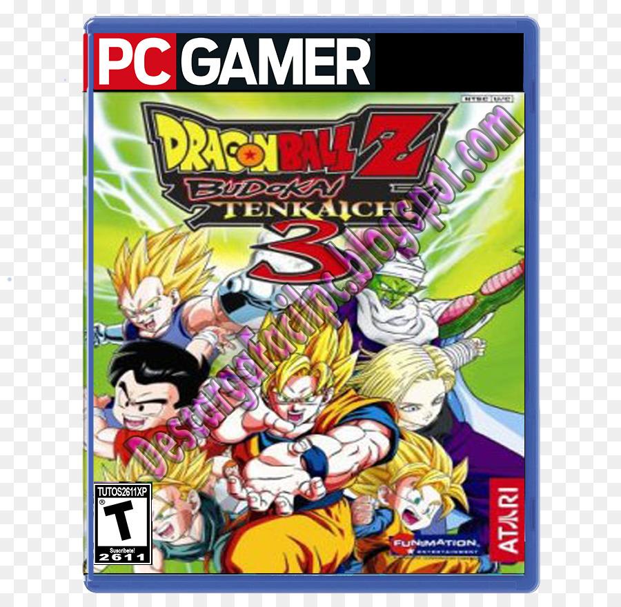 download game dragon ball budokai 3 pc