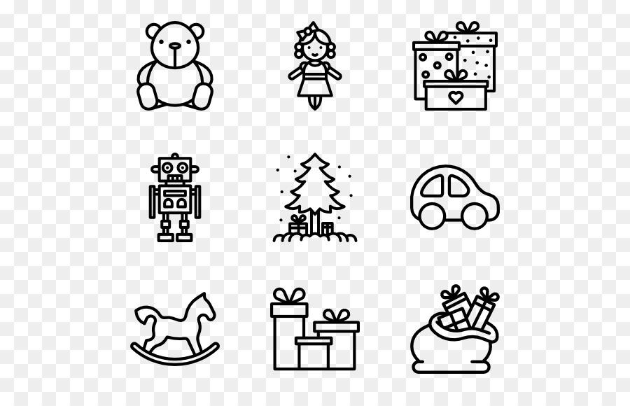 Komputer Ikon Ikon Desain Gambar Clip Art Mainan Natal Unduh