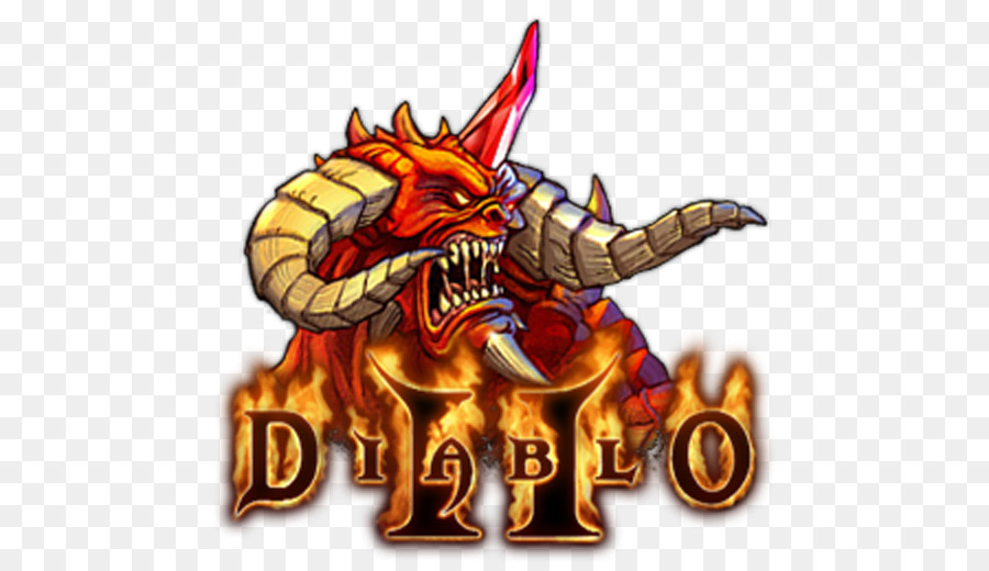 Diablo Ii Lord Of Destruction Dragon png download - 512*512 - Free