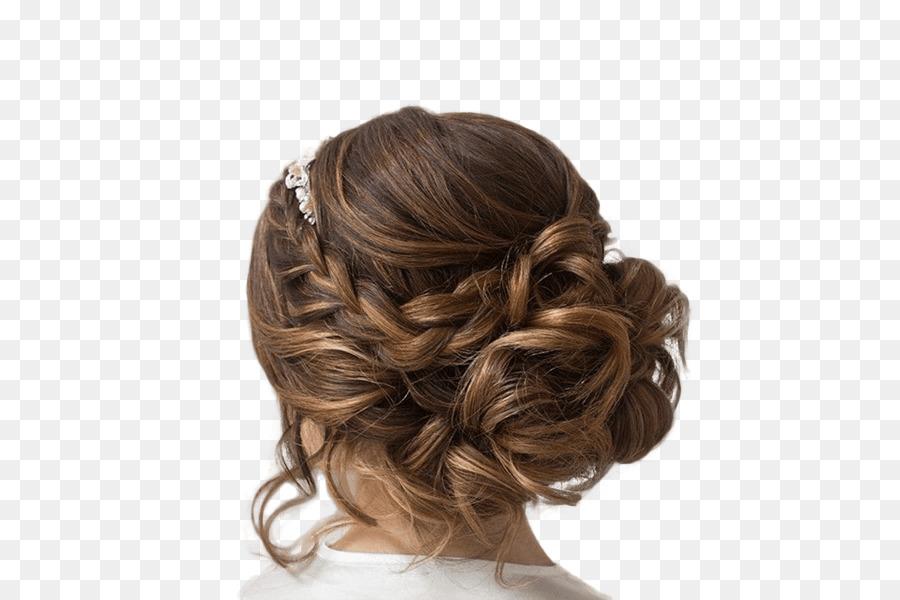 Hairstyle Long Hair Braid Updo Hair Png Download 600600 Free