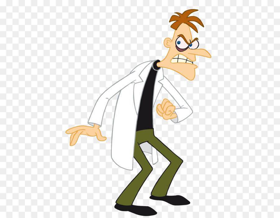 El Dr. Heinz Doofenshmirtz Phineas Flynn Ferb Fletcher Candace Flynn ...